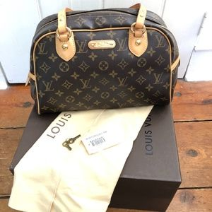 Louis Vuitton Montorgueil PM Monogram Canvas